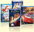 List of Disney Fairy Tale DVDs