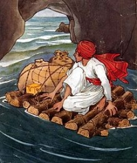 The Fifth Voyage of Sinbad the Sailor